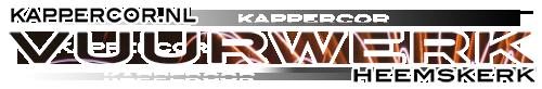 Kapper Cor – Vuurwerkshop